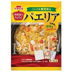 イチビキ 炊飯器でらくらく パエリア 340g×6個入×(2...