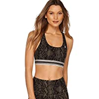 Lorna Jane Women's Python Long Line Bra