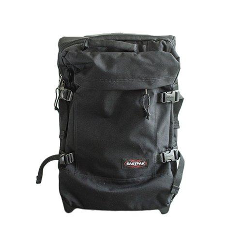 """(イーストパック)EASTPAK キャリーバック""""TRANVERZ S"""" one ブラック(col.008) ek61f-one-008-black"""