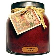 A Cheerful Giver Cinnamon Twist 34 oz. Papa Jar Candle
