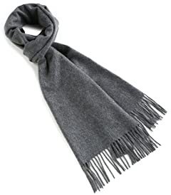 Cashmere Scarf 1336-343-2728: Grey