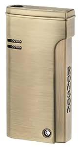 RONSON(ロンソン) ガスライター ロンジェット バーナーフレーム 充填式 ブラスサテン R029-0001