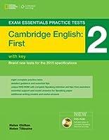 Cambridge English First (FCE) 2 (Exam Essentials Practice Tests)
