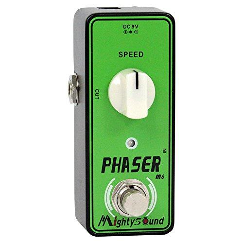 Mighty Sound M6 Phaser フェイザー エフェクター