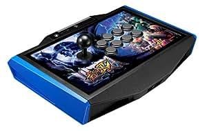 ウルトラストリートファイター IV アーケード ファイトスティック TE2 トーナメント エディション 2 PS3/PS4 (MCS-FS-USF4-TE2) ボタンやレバーの交換、フェイスプレートのカスタマイズなどが簡単に行える次世代筐体アケコン (マッドキャッツ所属プロゲーマー「ウメハラ」、「ときど」、「マゴ」 EVO 2014使用モデル) [PlayStation3 / PlayStation4 両対応]