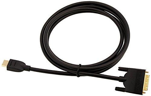『Amazonベーシック HDMI-DVI 変換ケーブル 1.8m (タイプAオス - DVI24pinオス)』の5枚目の画像