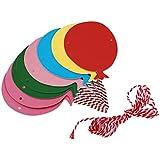 HKUN ガーランド 三角旗 カラフル フラッグ フェルト旗 女子キャンプ 装飾 飾り お祝い パーティ 風船型