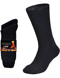 EPEIUS メンズソックス レディース 冬用厚手 暖かくて蒸れない 吸汗通気 ビジネス靴下 アウトドア 男女兼用ハイソックス 二足組