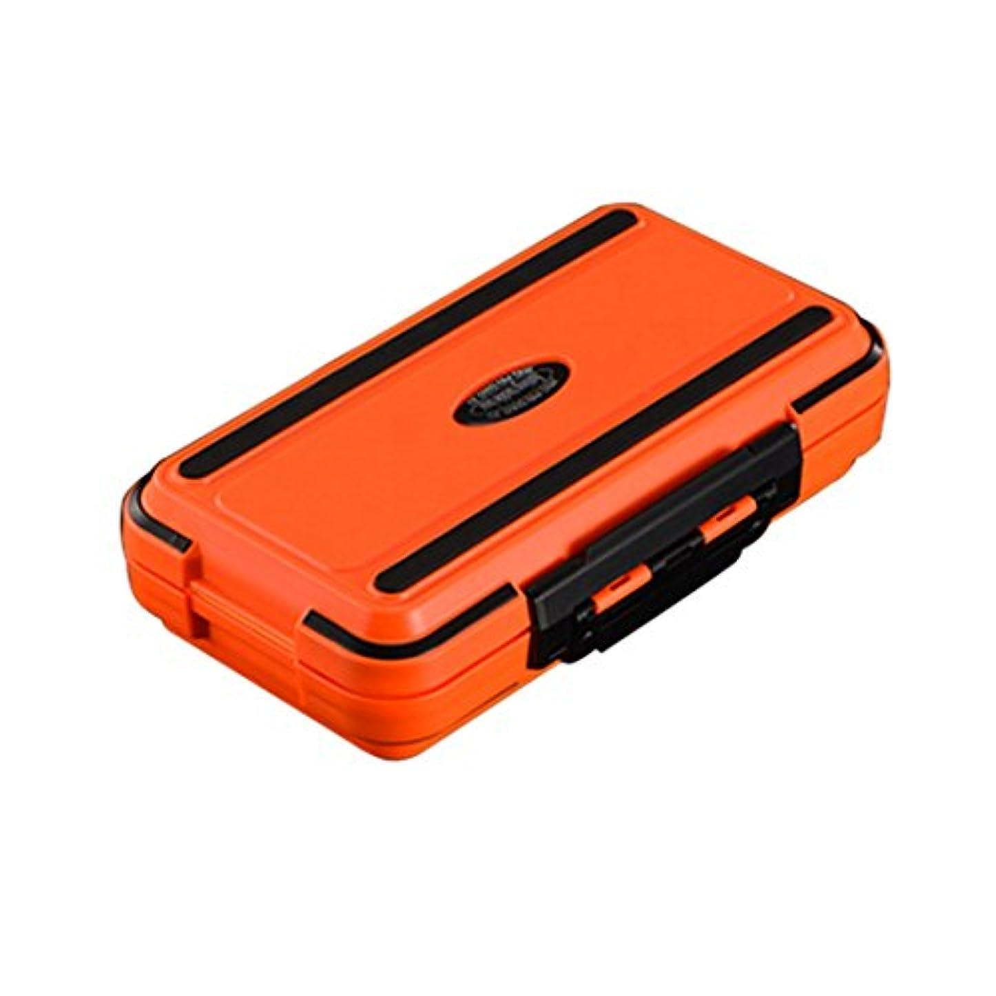 シンポジウムエンターテインメント高齢者RETYLY 30 防水釣りフックアクセサリーボックス釣り具釣り用品収納ボックス多目的ツールボックス