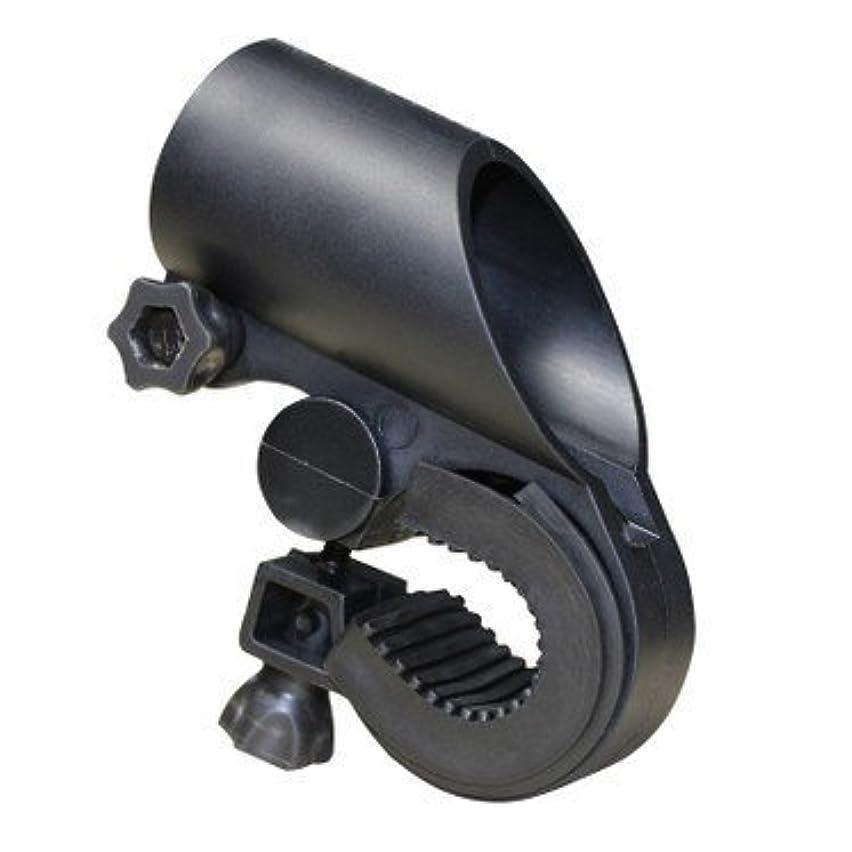 降臨祈るモディッシュHommy 自転車 ヘッドライトブラケット 便利 安全 夜 照明 取り付けが簡単