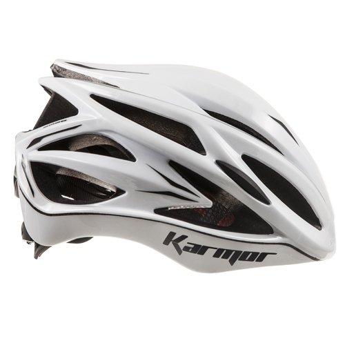 Karmar(カーマー) ヘルメット ASMA2(アスマ2) ホワイト ヘルメットS/M R2KA150256X 55-58cm