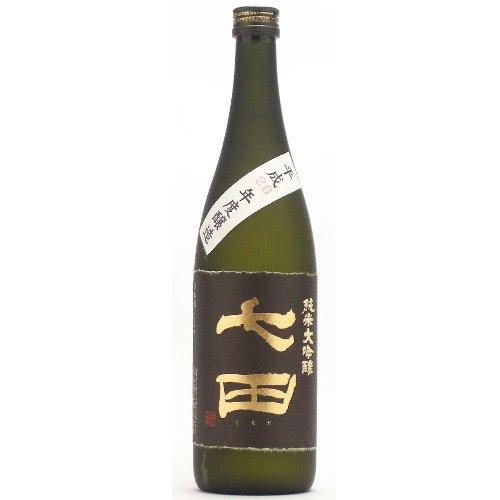 佐賀県 天山酒造 七田【しちだ】 純米大吟醸 720ml 火入れ