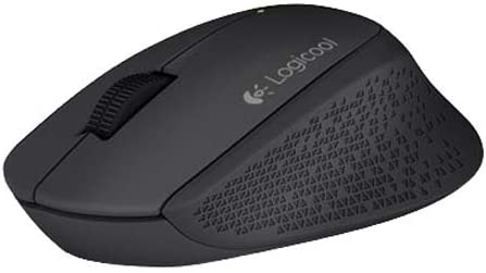 ロジクール 2.4GHz ワイヤレス光学式マウス(ブラック)Logicool Wireless Mouse m280 M280BK
