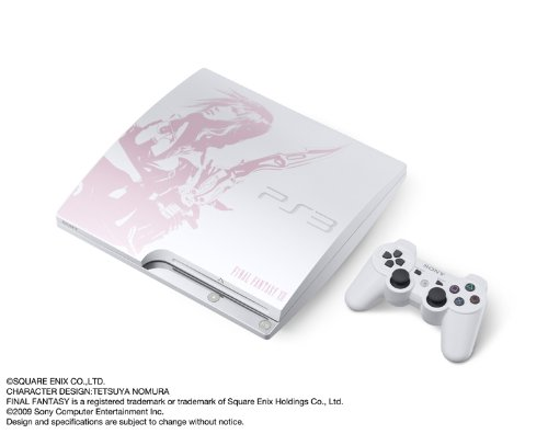 RoomClip商品情報 - PlayStation 3 (250GB) FINAL FANTASY XIII LIGHTNING EDITION (CEJH-10008) 【メーカー生産終了】