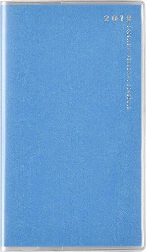 [해외]다카하시 수첩 2018 년 4 월 시작 먼슬리 리베루듀오/Takahashi notebook beginning April 2018 Monthly Liber Duo