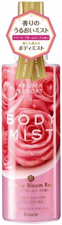 貝殻キャメル男らしいアロマリゾート ボディミスト ドリーミーブルームローズの香り 200mL