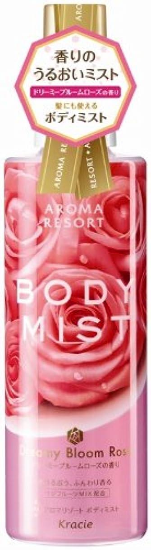 コーンステレオタイプ富豪アロマリゾート ボディミスト ドリーミーブルームローズの香り 200mL