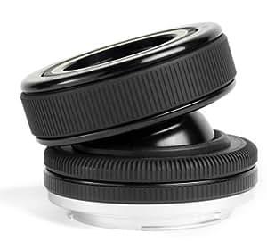 LENSBABY ユニークレンズ レンズベビー Composer Pro 50mm ダブルグラスオプティック付属 ニコンF用 フィルム/デジタル一眼対応