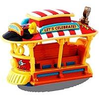 ミッキーマウス90周年のグッズ おみやげ 東京ディズニーリゾート トミカ ディズニー・ビークル・コレクション ジョリートロリー