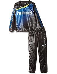 (ヒュンメル) hummel サッカーウェア ジュニアトライアルスーツ 長袖シャツ ロングパンツ HJW4174SP [ボーイズ]