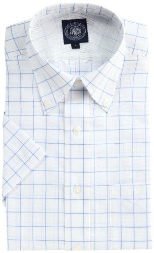 JET COOL ウインドーペンシャツ(半袖) HDOVSM0422 ジェイプレス