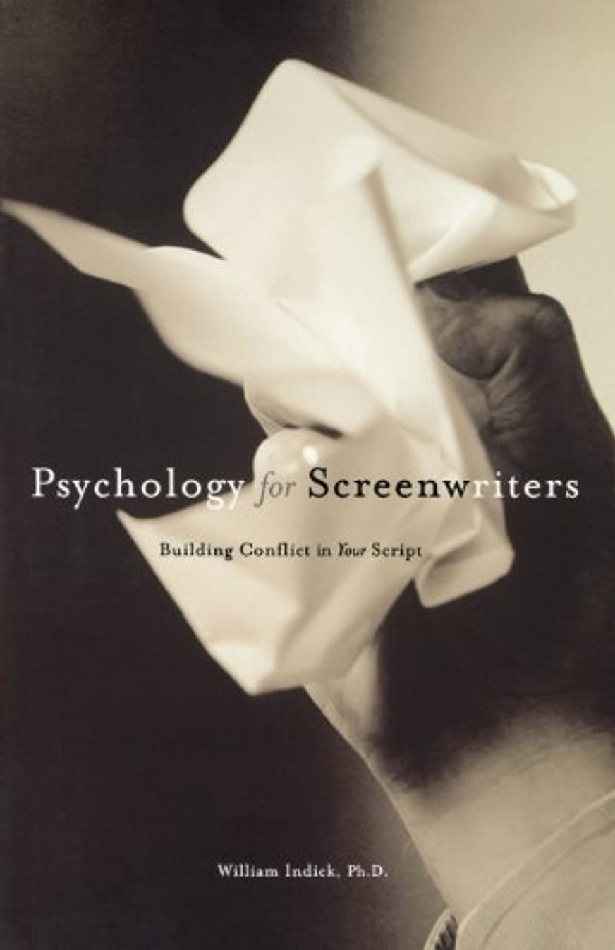 ペルーナイトスポット自伝Psychology for Screenwriters: Building the Conflict in Your Script (English Edition)