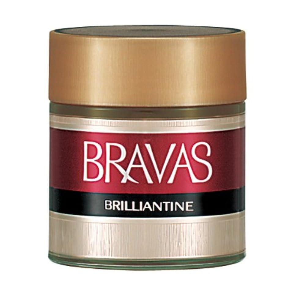 バター上記の頭と肩援助するブラバス ブリランチン 85g