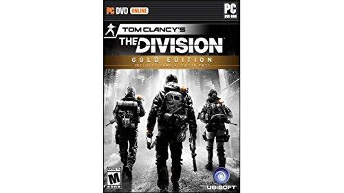 Tom Clancy's The Division Gold Edition PC トムクランシーシリーズザ部門ゴールドエディション 北米英語版 [並行輸入品]