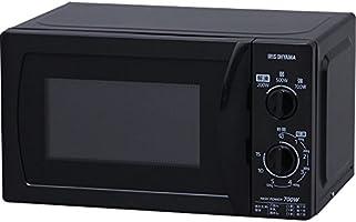 アイリスオーヤマ 電子レンジ ターンテーブル 50Hz専用 東日本 ブラック MBL-T17-5