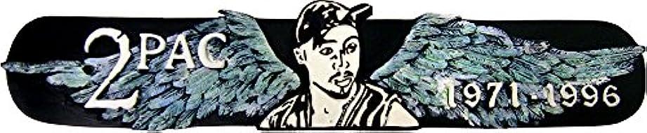 上院失望させる出口Tupac Incense Burner ~ 1971 – 1996 ~翼