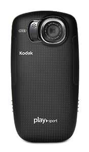 Kodak ポケットビデオカメラ PLAYSPORT2(Zx5) ブラック PLAYSPORT2-BK