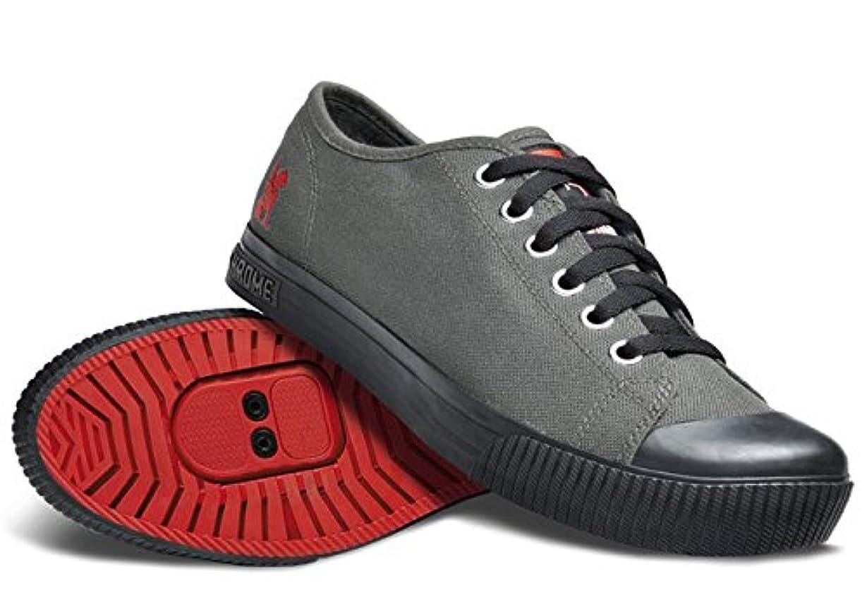 リスクご飯付添人(クローム) Chrome メンズ サイクリング シューズ?靴 Chrome Kursk Pro 2.0 Bike Shoes (US8(26.0)) [並行輸入品]