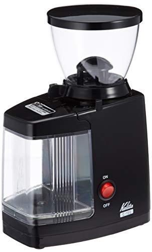 カリタ 電動コーヒーミル ブラック (C150) 1kg