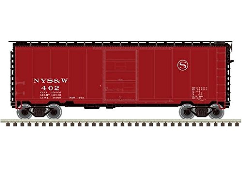 N NYS&W 40フィート BOXCAR #406