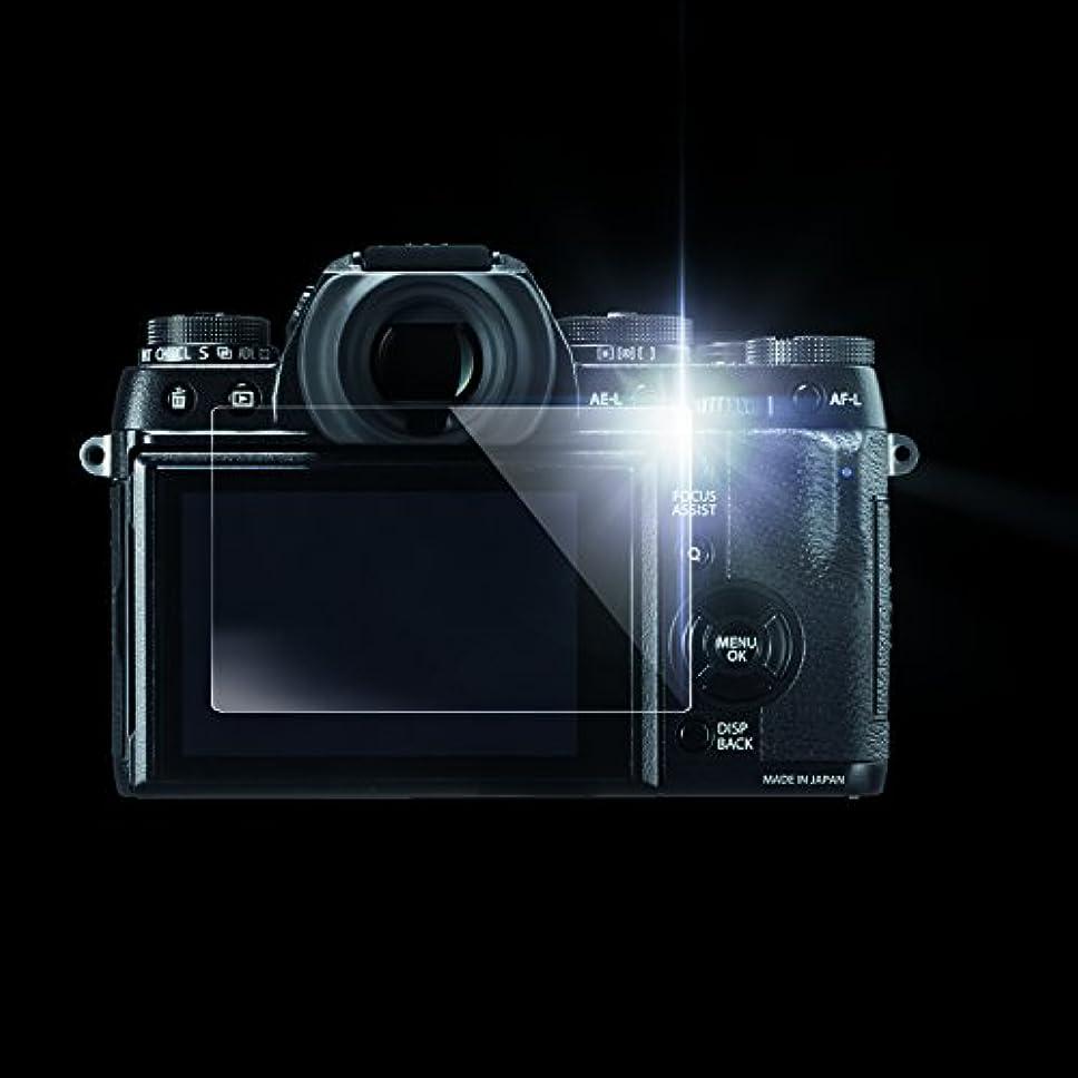インディカ契約インディカDeff ディーフ ハイグレード ガラススクリーンプロテクター FUJIFILM X-T1 DPG-FUXT1