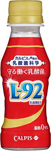 カルピス 守る働く乳酸菌 L-92 100ml×30本入×4...