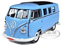 1962 Volkswagen Microbus Blue 1/18 Limited to 300pc by Greenlight サイズ : 1/18 [並行輸入品]