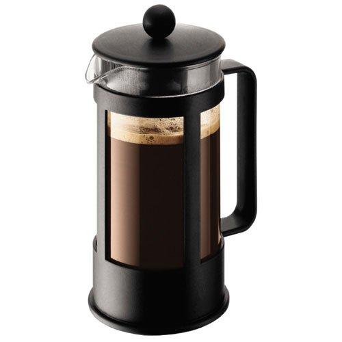 bodum KENYA コーヒーメーカー ブラック 0.35L 1783-01 BK