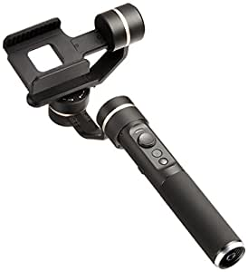 【国内正規品】 FEIYU TECH SPG 3軸 ハンドヘルド スタビライザー ジンバル スマートフォン ・Gopro Hero 5 Camera用 【日本語説明書付き・国内保証1年】