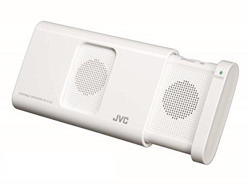 JVC SP-A130-W ポータブルスピーカー ホワイト