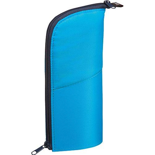 コクヨ ペンケース 筆箱 ペン立て ネオクリッツ ブルー×ネイビー F-VBF180-3