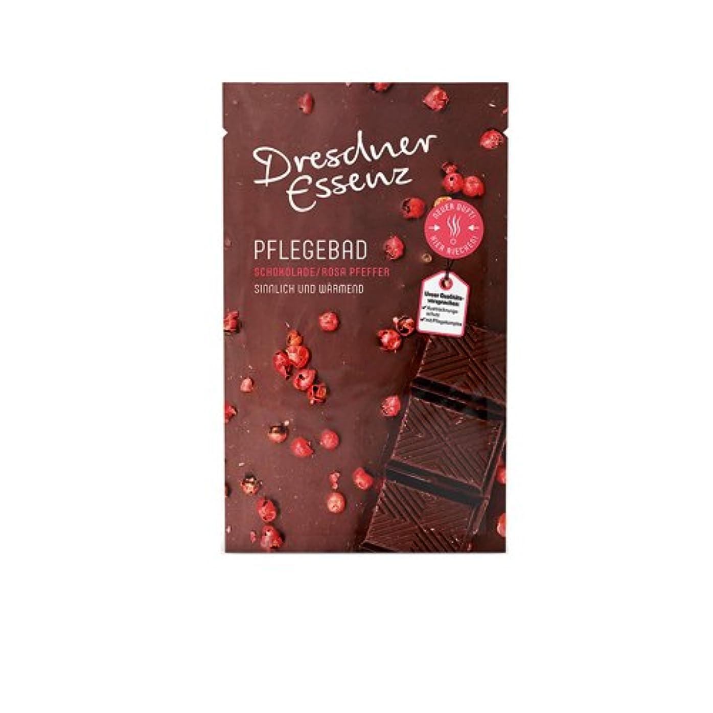 宣伝ケージめまいドレスナーエッセンス バスエッセンス チョコレートピンクペッパー《正規輸入品》