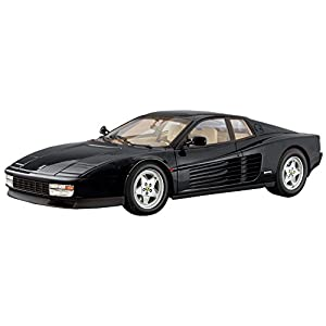 Hobby JAPAN 1/18 フェラーリ テスタロッサ 1989 ブラック 完成品