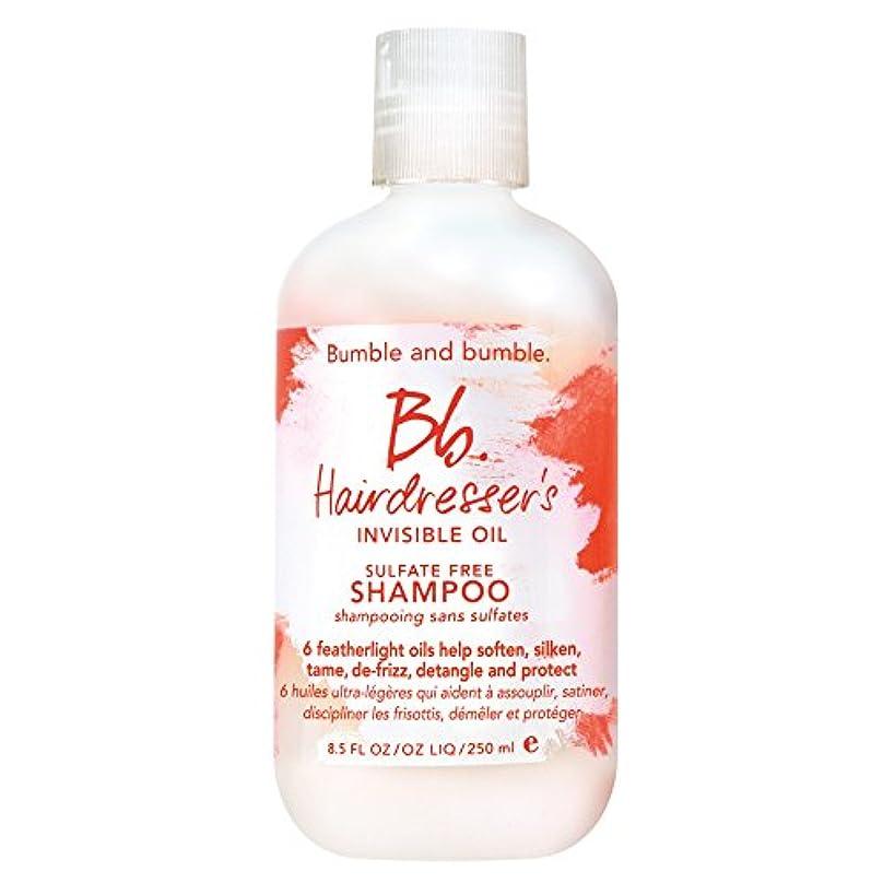 いくつかの変色する報いるバンブルアンドバンブル美容見えないオイルシャンプー250Ml (Bumble and bumble) - Bumble and bumble Hairdressers Invisible Oil Shampoo 250ml...