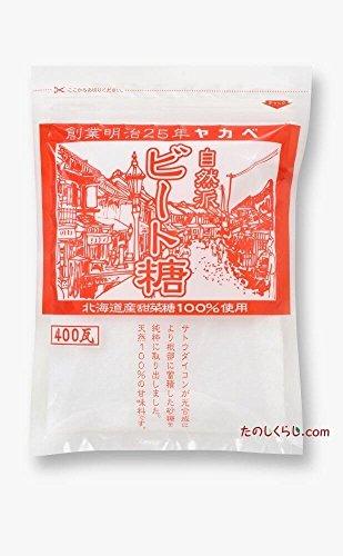 ヤカベ ビート糖 (てんさい糖) 400g