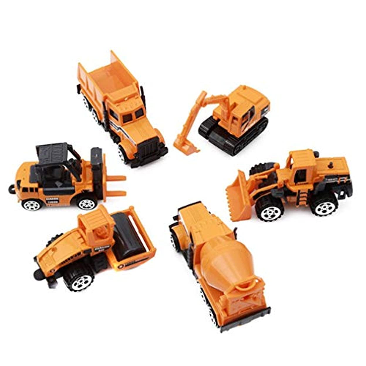 ポルティコ通訳性差別UCCU プレミアム 建設工事作業車両 はたらく車 くるまおもちゃ モデルカー 建設現場コレクション 便利