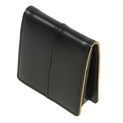 コインケース 枯淡 コタン ボックス型 小銭入れ ca- 3692-ao ブラック