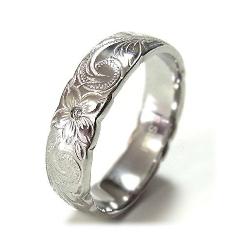 [ジュライス]juraice ハワイアンジュエリー リング レディース メンズ 指輪 スチールシルバー 誕生日 プレゼント