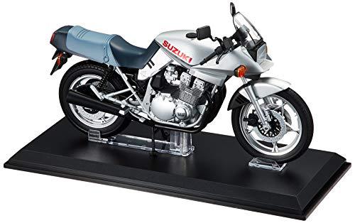 スカイネット 1/12 完成品バイク スズキ GSX1100S KATANA SL 銀