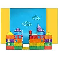 QXMEI 子供のおもちゃ 子供の積み木 教育玩具 子供の呪文 組み立てブロック 早期教育 創造的な磁気玩具
